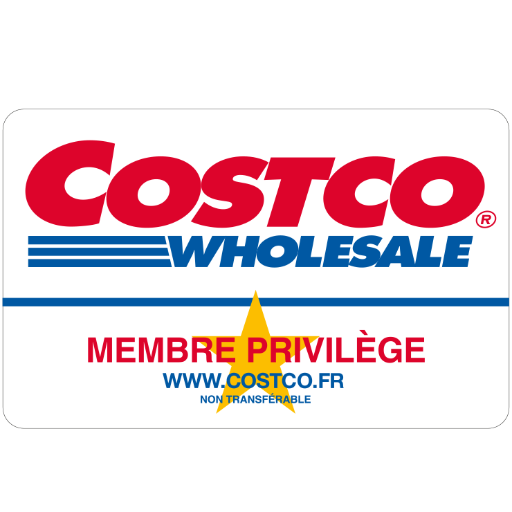 Costco France GOLD Membership
